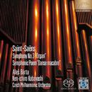 サンサーンス/交響曲第3番「オルガン付き」&「死の舞踏」/小林研一郎(指揮)チェコ・フィルハーモニー管弦楽団