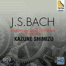 J.S.バッハ インヴェンションとシンフォニア BWV.772-801/清水和音
