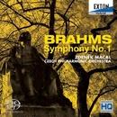 ブラームス 交響曲 第1番/ズデニェク・マーツァル/チェコ・フィルハーモニー管弦楽団