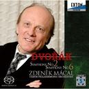 ドヴォルザーク:交響曲第2番/ズデニェク・マーツァル/チェコ・フィルハーモニー管弦楽団