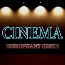 CINEMA/HIEROPHANT GREEN