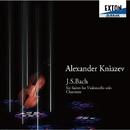 バッハ : 無伴奏チェロ組曲全集、シャコンヌ/Alexander Kniazev