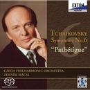 チャイコフスキー:交響曲 第6番 「悲愴」/ズデニェク・マーツァル/チェコ・フィルハーモニー管弦楽団