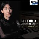 シューベルト:ピアノ・ソナタ 第18番 & 第14番/伊藤深雪