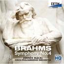 ブラームス:交響曲 第4番/ズデニェク・マーツァル/チェコ・フィルハーモニー管弦楽団