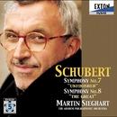 シューベルト: 交響曲 第7番「未完成」/第8番「ザ・グレイト」/マルティン・ジークハルト&アーネム・フィルハーモニー管弦楽団