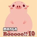 MANGA Booooo!! 10/MANGA PROJECT