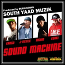 SOUND MACHINE/KAAGO,J-REXXX,AICHIN&KOHKI
