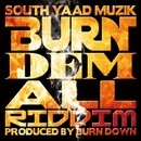 SOUTH YAAD MUZIK ''BURN DEM ALL RIDDIM''/BURN DOWN & Various Artists