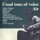 Usual tone of voice/AIR