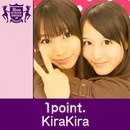 kirakira(HIGHSCHOOLSINGER.JP)/1point.