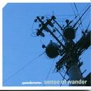 sense of wander/speedometer.