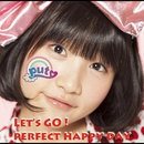 Let's GO!/perfect happy day/puty