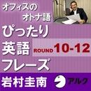 オフィスのオトナ語 ぴったり英語フレーズ <ROUND 10-12> (アルク)/岩村圭南
