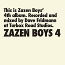 ZAZEN BOYS 4/ZAZEN BOYS