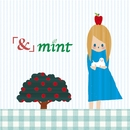「&」/mint