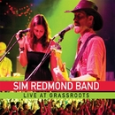 Live At Grassroots/Sim Redmond Band