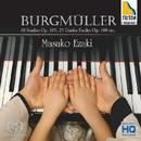 ブルグミュラー 18の練習曲、25の練習曲、他/江崎昌子(ピアノ)