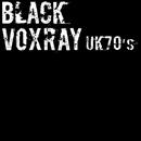 BLACK VOXRAY UK70's/VOXRAY