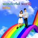 wonderful world/iolite