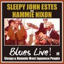 イン・ジャパン '74&'76 ~ 伝説のブルース・ライヴ!/SLEEPY JOHN ESTES & HAMMIE NIXON