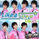 Like a star/EBiDAN TOKYO 39