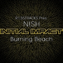 Burning Beach/N!SH