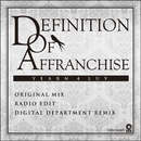 Yearn 4 Luv/Definition Of Affranchise