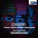 ストラヴィンスキー:ペトルーシュカ,プルチネルラ,管楽器のためのシンフォニー/ヤープ・ヴァン・ズヴェーデン/オランダ放送フィルハーモニー管弦楽団/オランダ放送室内フィルハーモニー
