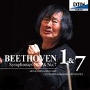 ベートーヴェン:交響曲第1番&第7番/小林研一郎/チェコ・フィルハーモニー管弦楽団