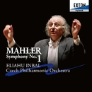 マーラー:交響曲 第 1番 巨人/エリアフ・インバル/チェコ・フィルハーモニー管弦楽団