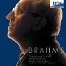 ブラームス:交響曲 第 4番 ハイドンの主題による変奏曲/マルティン・ジークハルト/アーネム・フィルハーモニー管弦楽団