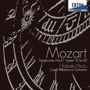 モーツァルト : 交響曲 第 41番 「ジュピター」&第 40番/武藤英明/チェコ・フィルハーモニー管弦楽団