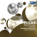 エルガー:エニグマ変奏曲、「南国にて」/ウラディーミル・アシュケナージ/シドニー交響楽団