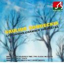 モーツァルト:ディヴェルティメント、グリーグ:組曲「ホルベアの時代より」/サウリュス・ソンデツキス/リトアニア室内管弦楽団