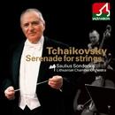 チャイコフスキー:弦楽セレナーデ、アンダンテ・カンタービレ/サウリュス・ソンデツキス/リトアニア室内管弦楽団