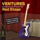 ベンチャーズ サウンド エレキギター Red Stage 【ギターカラオケ】/加藤博啓