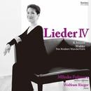 ドイツ歌曲集 IV (PCM 192kHz/24bit)/藤村実穂子 & ヴォルフラム・リーガー