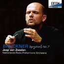 ブルックナー:交響曲 第 7番/ヤープ・ヴァン・ズヴェーデン/オランダ放送フィルハーモニー管弦楽団