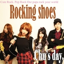 Rocking shoes/Chu's day.