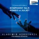 チャイコフスキー:交響曲第 5番、幻想序曲「ロメオとジュリエット」/ウラディーミル・アシュケナージ/フィルハーモニア管弦楽団