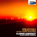 ストラヴィンスキー:「火の鳥」「プルチネルラ」「春の祭典」/ウラディーミル・アシュケナージ/アイスランド交響楽団
