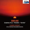シベリウス:交響曲 第 2番、「フィンランディア」、組曲「カレリア」/ウラディーミル・アシュケナージ/ロイヤル・ストックホルム・フィルハーモニー管弦楽団