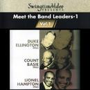 スイングタイム・ビデオ 第1集/3大ビッグ・バンド '65年の名演/デューク・エリントン・オーケストラ、カウント・ベイシー・オーケストラ、ライオネル・ハンプトン・オーケストラ