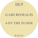 4 On the floor/Gary Romalis