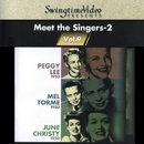 スイングタイム・ビデオ 第9集/ペギー・リー、メル・トーメ、ジューン・クリスティたちのモダンな歌唱/ペギー・リー、メル・トーメ、ジューン・クリスティ