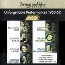 スイングタイム・ビデオ 第10集/50年代初頭の歌手、コーラスグループ、ダンスバンド、ピアノ・トリオ/ナットキングコール、コニーヘインズ、パイドパイパーズ、コニーボスウェル、インクスポッツ、ボニーベイカー、テレサブリューワー、ディニングシスターズ、アランラッド 他