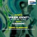 グリーグ:「ペール・ギュント」 第 1組曲、第 2組曲/ゲルト・アルブレヒト/読売日本交響楽団