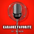 Wir beide (Karaoke Version) [Originally Performed By Juli]/Anna Gramm