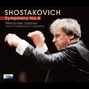 ショスタコーヴィチ:交響曲 第 4番/アレクサンドル・ラザレフ&日本フィルハーモニー交響楽団